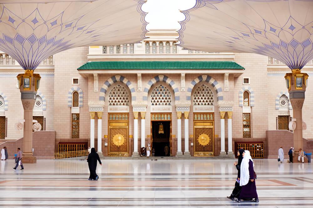 masjid-al-nabawi