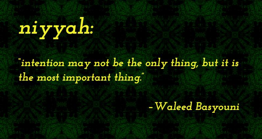 niyyah-quote