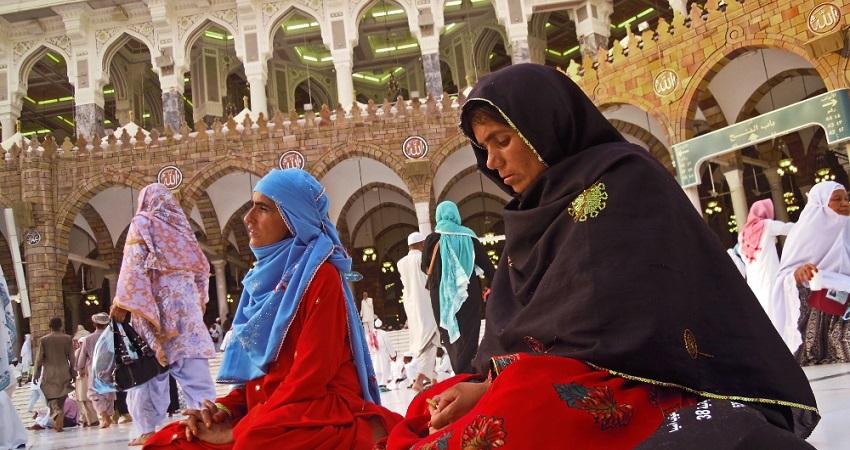 women-at-al-haram