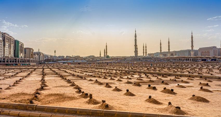 Baqi-cemetery