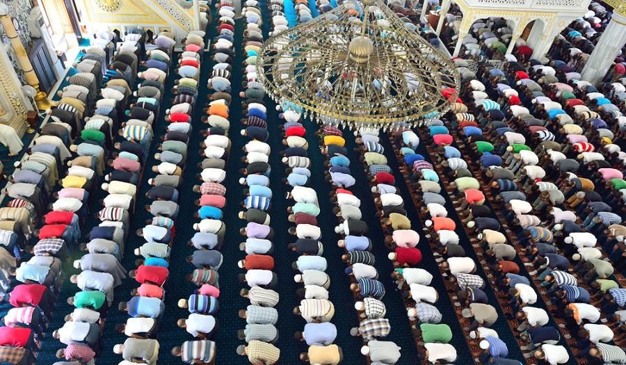 Muslim-friday-prayer
