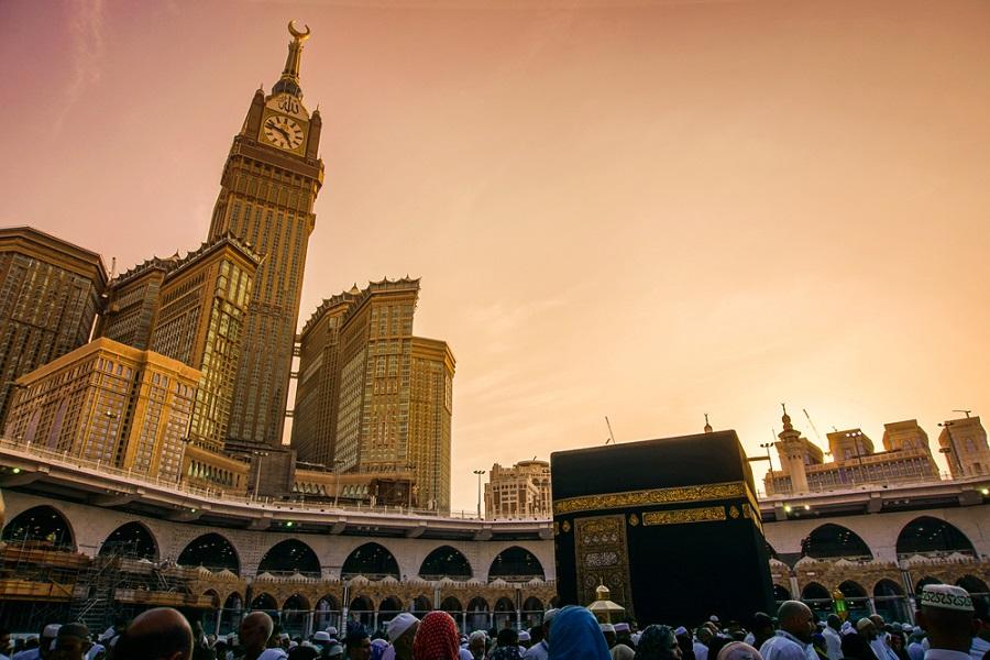 kaaba-makkah-sunset
