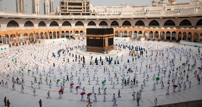 Muslim-pilgrimage-to-Makkah