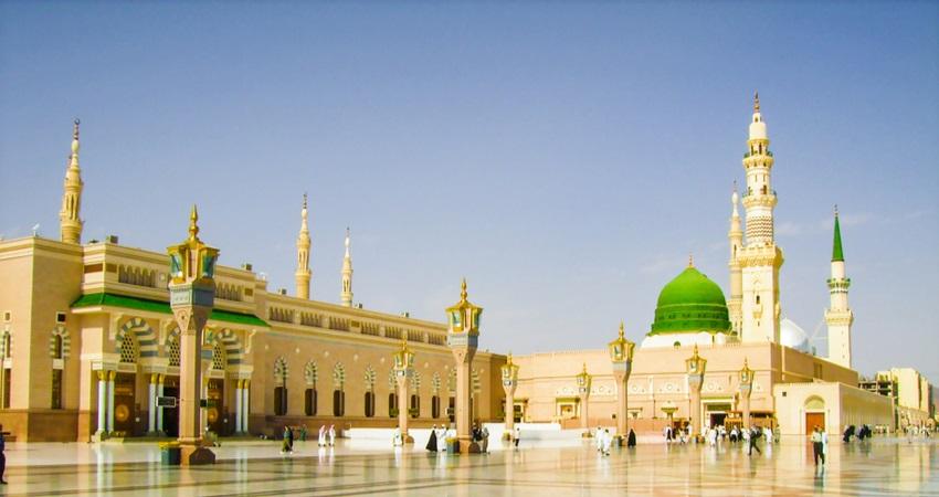 history-of-masjid-e-nabawi
